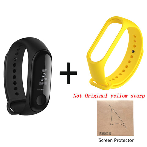 Image of Original Xiaomi Mi Band 3 Smart Wristband Fitness Bracelet MiBand Band 3 Big Touch Screen