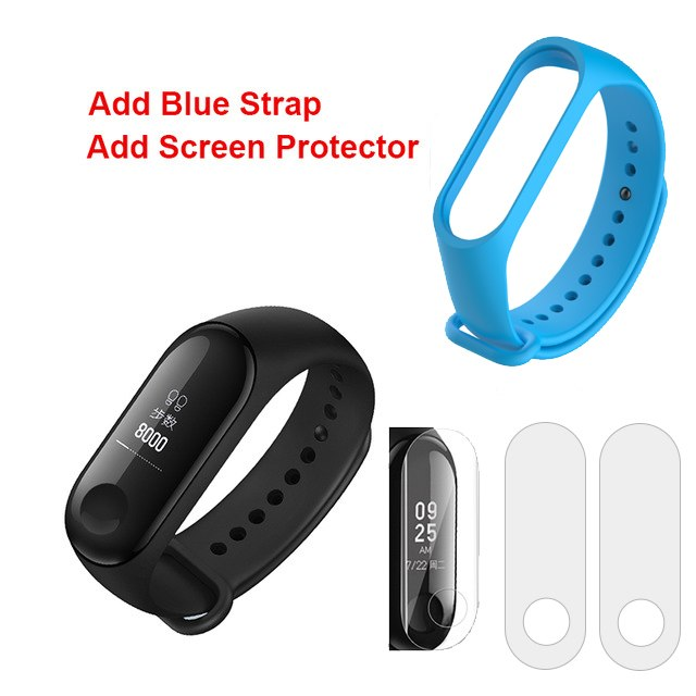 Original Xiaomi mi Band 3 2 miband 3 Waterproof Smart Bracelet band Heart Rate Pulse Xiaomi Miband 3 OLED xiaomi mi 3 Wristband