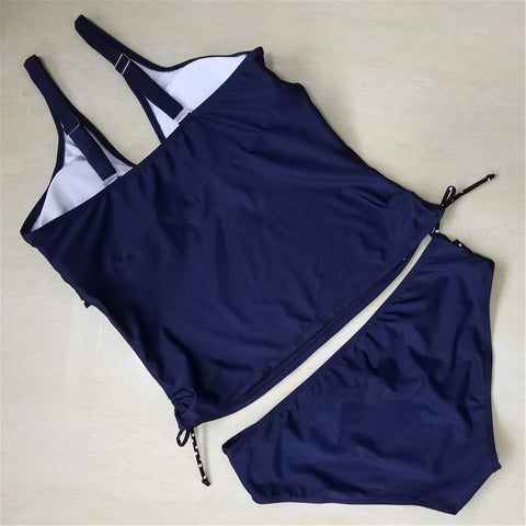 Image of Tankiny Swimming Suit