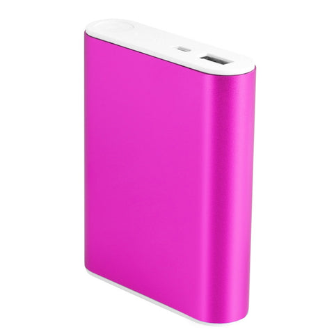 Image of Portable Universal USB 5V 2.1A 4X 18650 Power Bank Case Kit Battery Charger