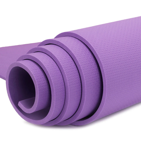 Image of Premium 6MM Thick EVA Yoga Exercise Mat Fitness