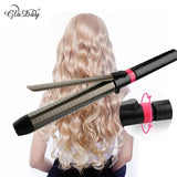Professional Salon Ceramic Coating Curling Iron