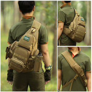 20 - 35L Outdoor Military Shoulder Bag