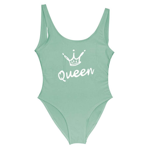 Image of Queen Crown Sexy Thong