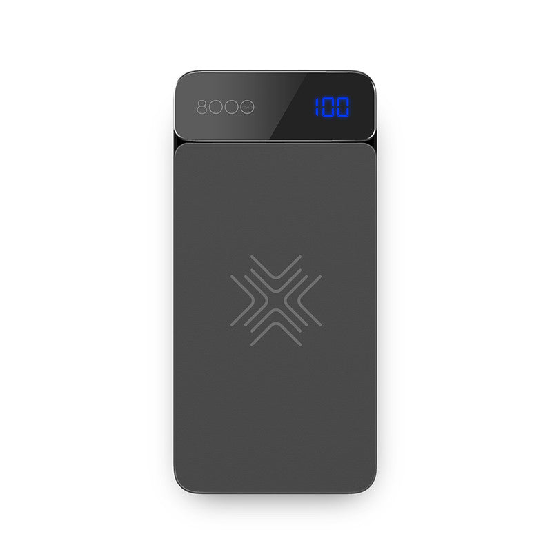 QI Wireless Charger Power Bank 8000Mah