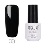 1 Pure Color 7ML Gel Nail Polish 31-58 UV&LED Lamp Gel Varnishes For Nail Extension