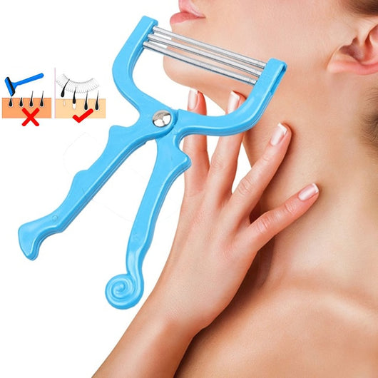 Handheld Facial Hair Removal