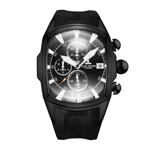 Big Sport Stainless Steel Dial Watches