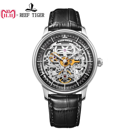 Image of Automatic Designer Skeleton Watch