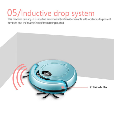 Image of Smart Robot Vacuum Cleaner