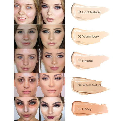 Image of Full Cover Liquid Concealer Makeup