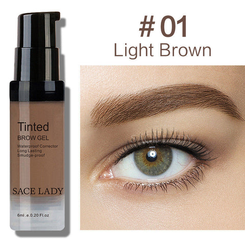 Tint Natural Eye Brow Enhancer MakeUp Cream