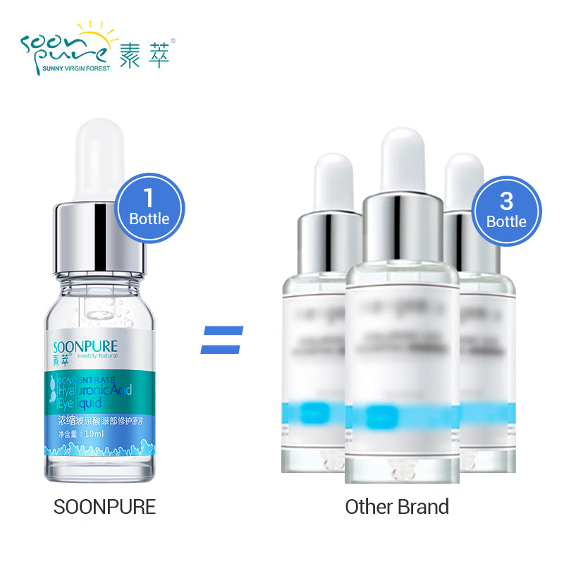 2PCS Concentrated Collagen + Hyaluronic Acid Eye S Ageless Anti Wrinkle Skin Care Care