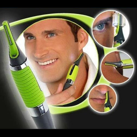 Image of Micro Precision Ear Nose Eyebrow Hair Trimmer