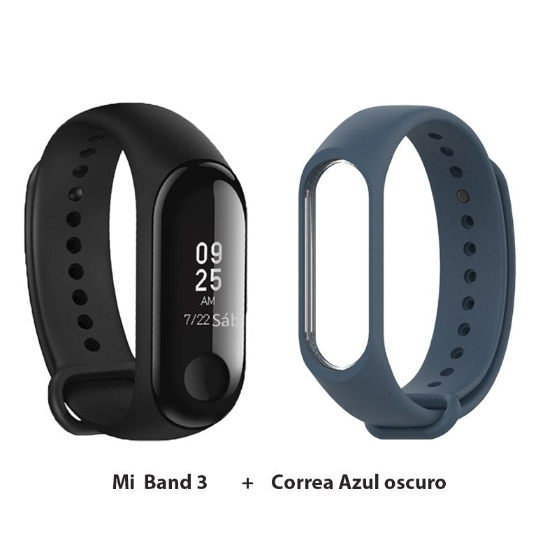 [Spanish Version] Xiaomi Mi Band 3 Smart Bracelet Miband 3 Android Activity 0.78 inch