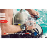 Diving Digital Smart Watches