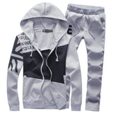 Autumn Hoodie Sweater Jacket & Joggers Sweatpants Tracksuit
