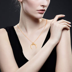 Moon Necklace Gifts