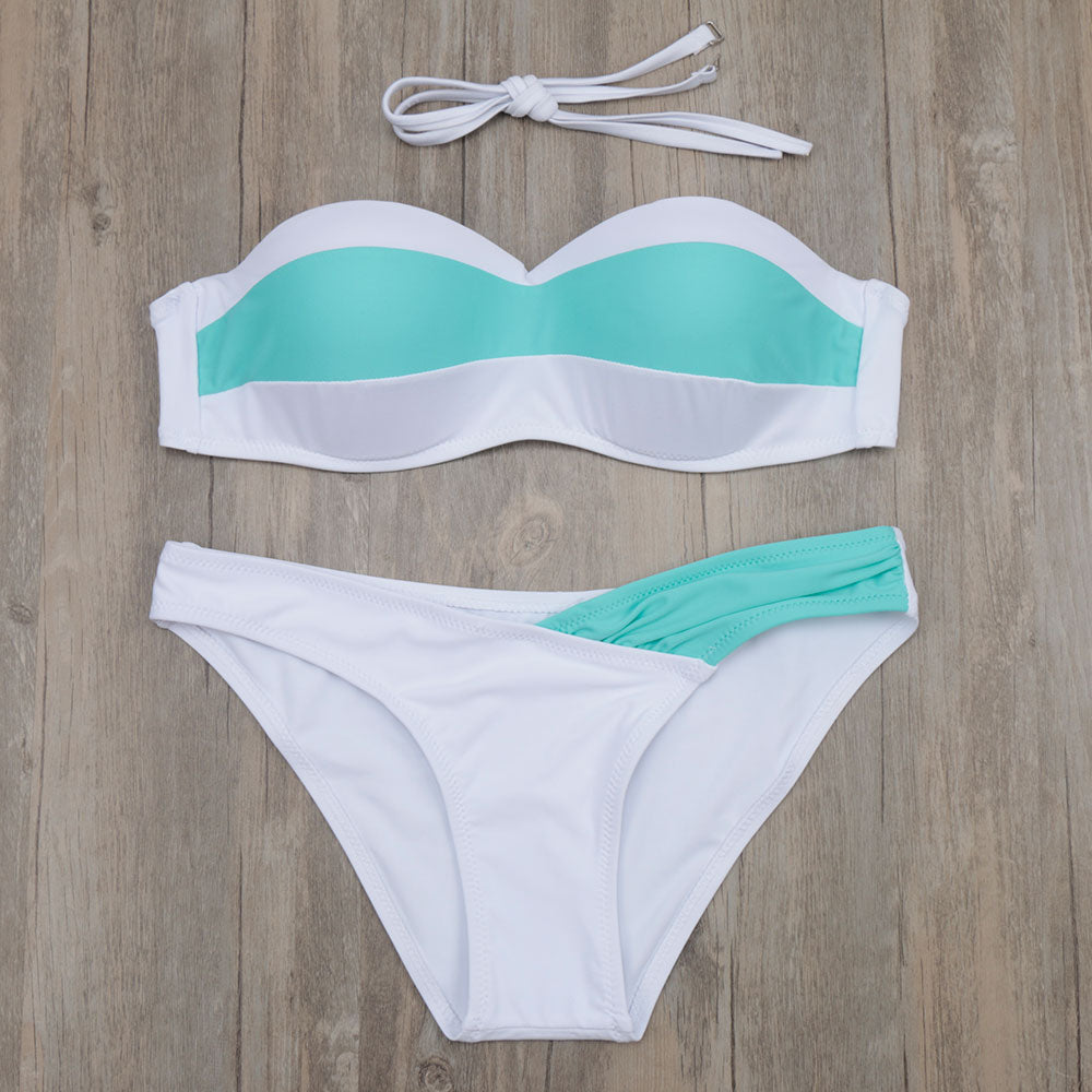 Soft Cups Underwire Bathing Suit