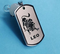 Leo Virgo Cancer Taurus Gemini Scorpio Libra Necklace