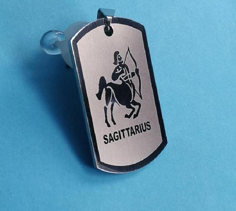 Image of Leo Virgo Cancer Taurus Gemini Scorpio Libra Necklace
