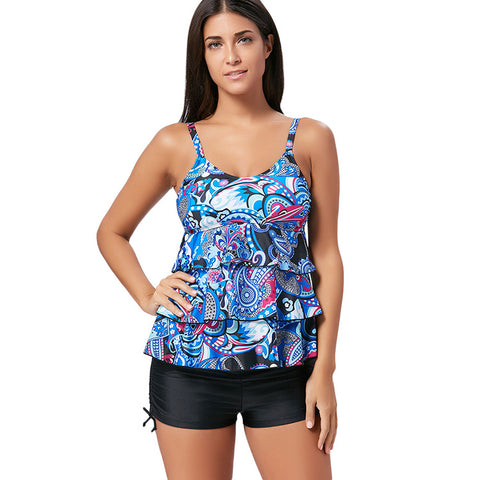 Image of Floral Swimsuits For Women