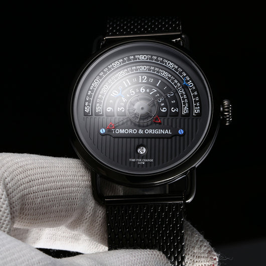 Creative Man XFCS Geek Free Style Date Watches