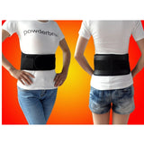 Adjustable Waist Tourmaline Self heating Magnetic Therapy Belt