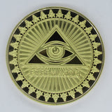 USA The Free And Accepted Masons Commemorative Coins