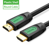 HDMI Cable HDMI to HDMI 2.0 Cable 4K for Xiaomi Projector Nintend Switch PS4 Television TV Box xbox 360 5m 10m Cable HDMI