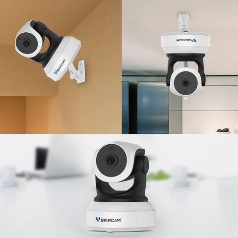 Wireless Video Surveillance HD IP Camera