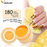 UV Gel Nail Art Tips Design Manicure 180 Color