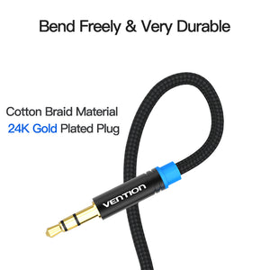Headphone Extension Cable 3.5mm