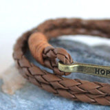 Vintage Leather Bracelet For Men & Women
