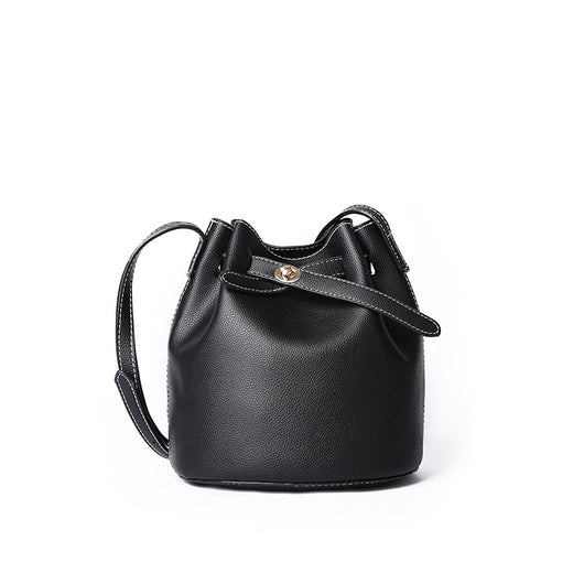 Retro Tassel PU Leather Shoulder Bag