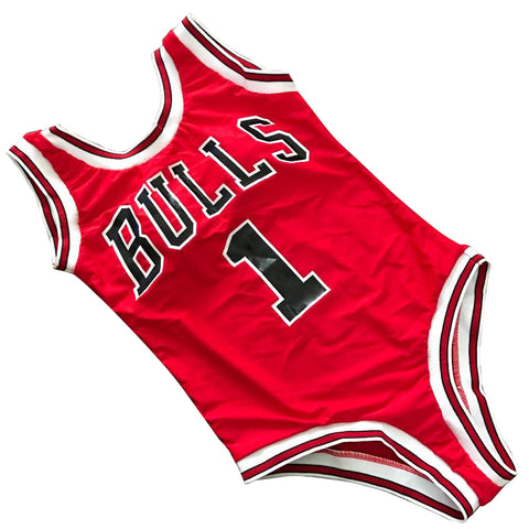 Image of Beyonce BULLS Swimsuit