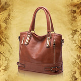 Casual Genuine Leather Shoulder Messenger Bags