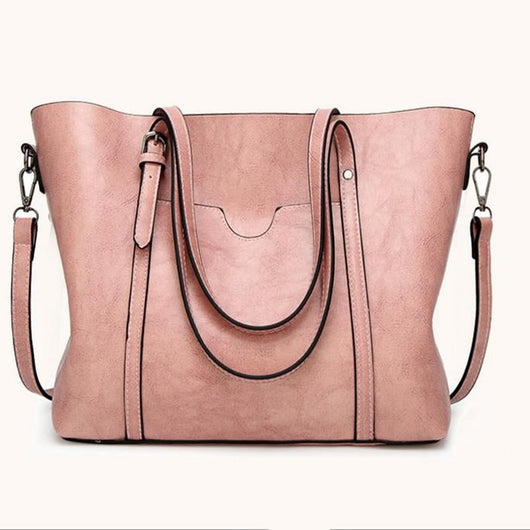 Leather Handbags Luxury Lady Hand Bags