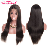 Glueless Lace Front Human Hair Wigs For Women