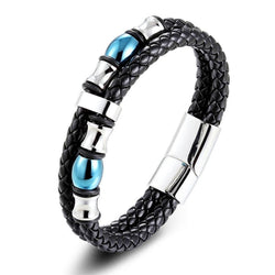 Special Design Double Layer Genuine Leather Bracelet