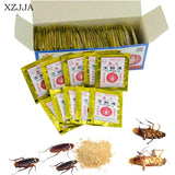 20Pcs Effective Cockroach Killing Bait Powder