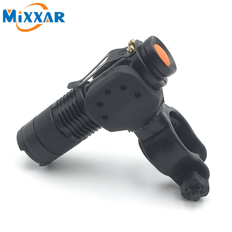 ZK30 XM-L T6 8000LM LED Tactical Flashlight