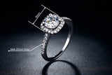 Plated Wedding Engagement RingS Accessories