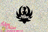 Hank Williams Jr. svg, pdf, png, eps, dxf, studio3 for cricut and silhouette, t-shirts, decals, country music - Heifers and Halos Graphics