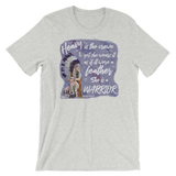 Heavy is the Crown Chesney Robinson Bella Canvas Short-Sleeve Unisex T-Shirt - Heifers and Halos Graphics