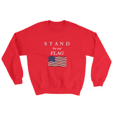 Load image into Gallery viewer, STAND- Flag Sweatshirt