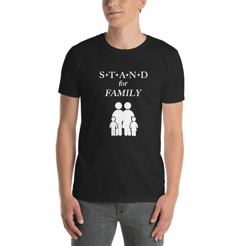 STAND Family Short-Sleeve Unisex T-Shirt