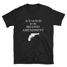 Load image into Gallery viewer, STAND-2nd Amendment 2 Short-Sleeve Unisex T-Shirt