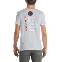 Load image into Gallery viewer, Father Red Short-Sleeve Unisex T-Shirt