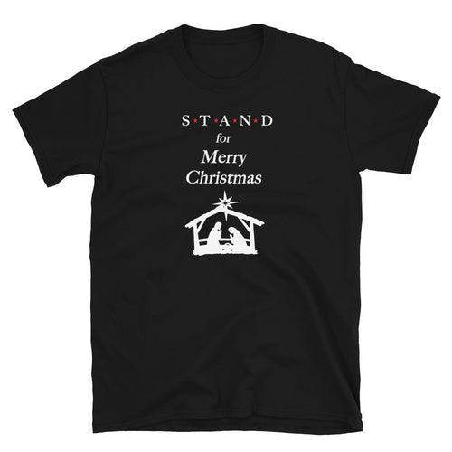 Christmas Short-Sleeve Unisex T-Shirt